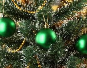 Какова история новогодней елки фото