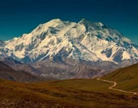 Какова высота горы мак-кинли на аляске фото