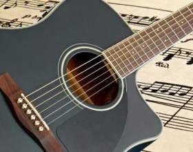 Какую гитару выбрать фото