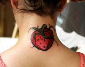 Какую татуировку сделать на шее фото
