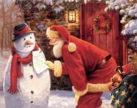 Кем приходится снеговик дедушке морозу фото