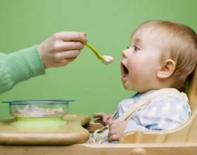 Когда давать ребенку овощное и фруктовое пюре фото