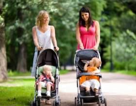 Когда начинать гулять с новорожденным фото