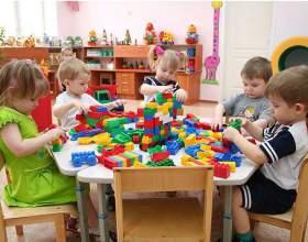 Когда нужно занимать очередь в детский сад для ребенка фото