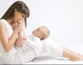 Когда после родов начинаются месячные фото