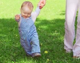 Когда ребенок должен начинать ходить фото