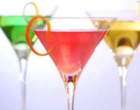 Коктейли с мартини фото