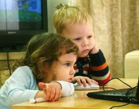 Компьютерные игры и дети фото