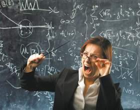 Конфликт с учителем фото