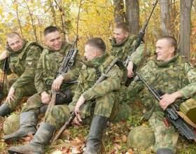 Контрактная армия - благо или зло? фото