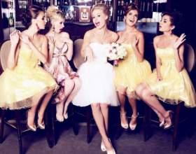 Короткое свадебное платье - а стоит ли? фото