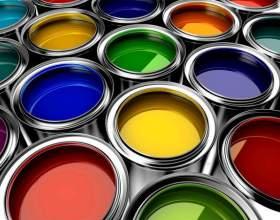 Краска и эмаль: в чем отличие фото