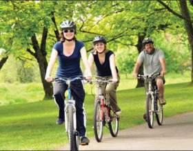 Куда отправиться на велосипедную прогулку фото