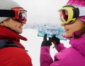Куда поехать кататься на лыжах фото