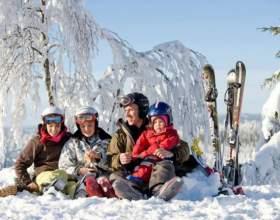 Куда поехать отдыхать в январе с детьми фото