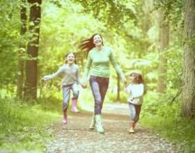 Куда пойти гулять с детьми фото