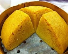Кукурузный хлеб фото