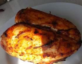 Куриная грудка в духовке фото