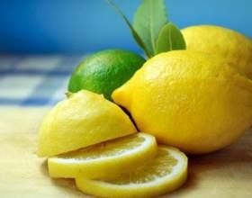 Лимон для красоты ногтей фото