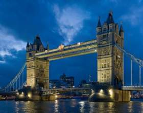 Лондон - столица англии фото