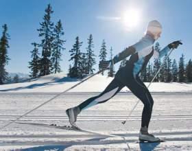 Лыжи: как выбрать их правильно фото