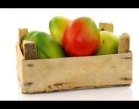 Манго: как едят его плоды фото