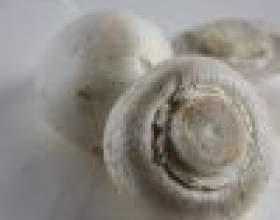 Маринованные шампиньоны по-сыроедчески фото