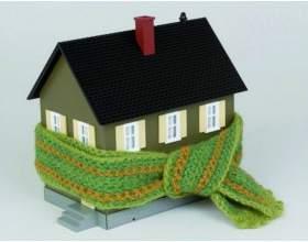 Материалы для утепления дома: обзор фото