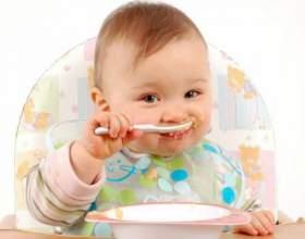 Меню ребенка от 6 до 9 месяцев фото