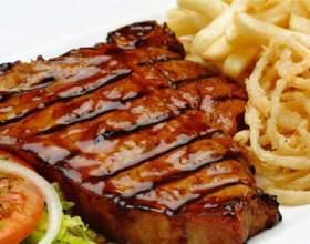 Мясо по-абакански фото