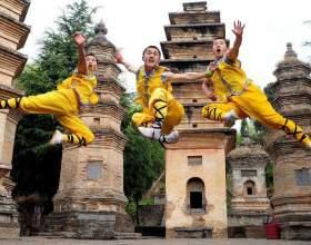 Монахи шаолинь: кто же они на самом деле фото