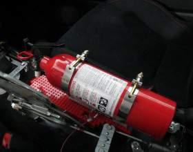 Может ли в автомобиле взорваться огнетушитель фото