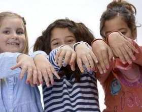 Можно ли детям красить ногти фото