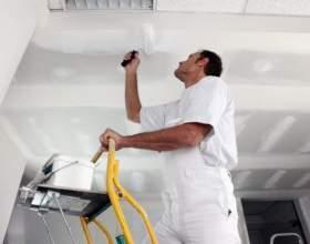 Надо ли грунтовать потолок перед покраской фото