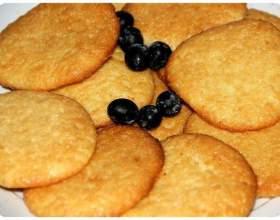 Нежное майонезное печенье фото