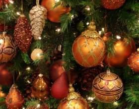 Новогодние елки: история и традиции фото