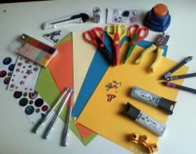 Новогодние открытки: как сделать их вместе с детьми фото