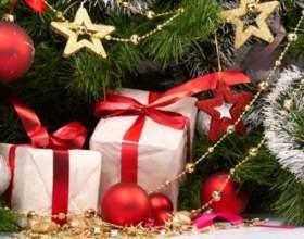 Новогодние подарки фото