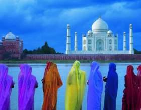 Нужна ли для россиян виза в индию фото