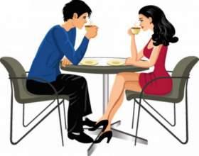 О чем нельзя говорить с мужчиной на первом свидании фото