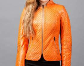 Оранжевая куртка фото