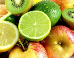 Осенне-витаминный коктейль фото