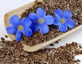 От чего помогает отвар семени льна фото