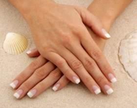 Отбеливание ногтей в домашних условиях фото