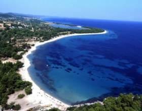 Отдых на полуострове кассандра в греции фото