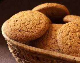Овсяное печенье: быстрый рецепт фото