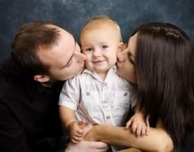 Первый ребенок в семье фото