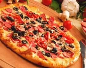 Пицца «гость на пороге» фото