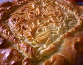 Пирог со сборной начинкой фото