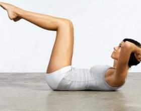 Пять новых эффективных упражнений для пресса фото